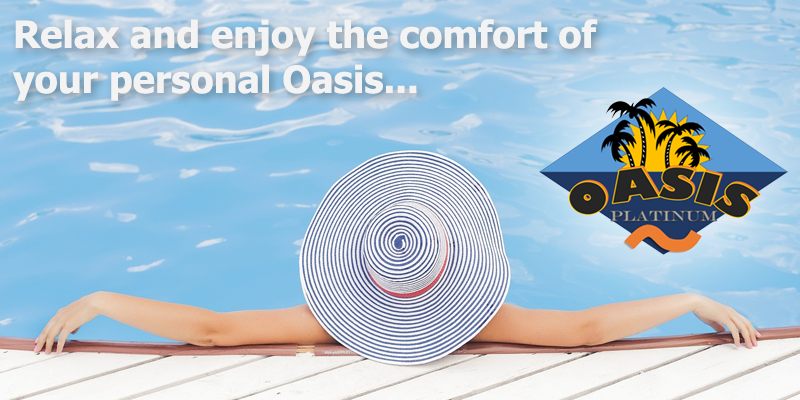 Oasis Platinum Pool Heat Pump Medallion Energy